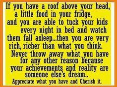 cherish..