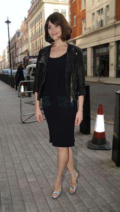 Gemma Arterton Street Style