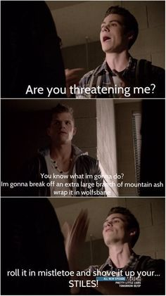 And theres another reason why I LOVE Stiles!!!!