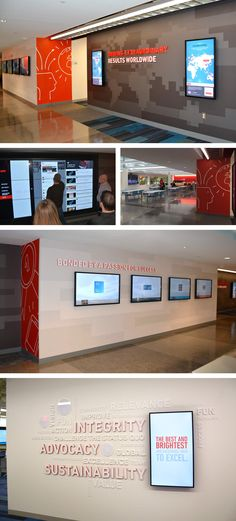 Logicalis Interactive Experience Gallery
