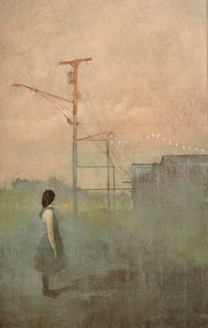 Federico Infante is an artist from Santiago, Chile, currently living New York. Federico paints large scale celestial portraits that breathe serenity.