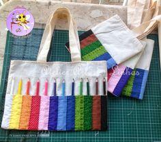 avental com lapis de cor infantil - Pesquisa Google