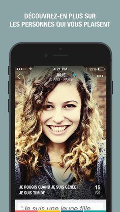Meetic iOS App- Profil