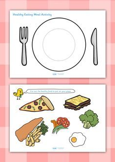 Twinkl resources >> healthy eating meal activity >> thousands of printable primary teaching resources for eyfs, and beyond! Healthy Eating Games, Healthy Snacks For Diabetics, Healthy Eating Recipes, Eat Healthy, Kids Cafe, Food Themes, Preschool Activities, Meals, Primary Teaching