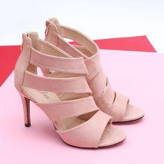 Sandale cu toc Carmona roz Kitten Heels, Casual, Shoes, Fashion, Moda, Zapatos, Shoes Outlet, Fashion Styles, Shoe