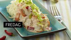 Denne lavkarbo-middagen blir fort en ny fredagsfavoritt!