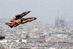Olympic Dive Barcelona