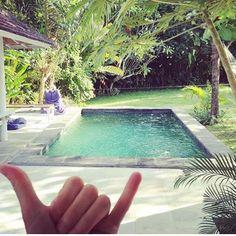 Hideout Hostel - Canggu - Bali -Swimming Pool