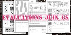 La maternelle de Laurène: Evaluations juin grande section