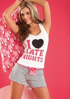 I ♥ LATE NIGHTS...WITH YOU!