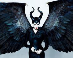 Angelina Jolie, Maleficent adulta
