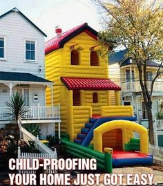 child proof home...need to keep this in mind!