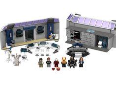 LEGO Ideas - The Flash, Star Labs