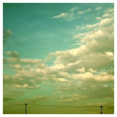Nature Photograph  Cloud Photograph  Sky  Collecting by AliciaBock, $35.00