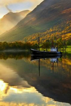Autumn, West Highlands, Scotland