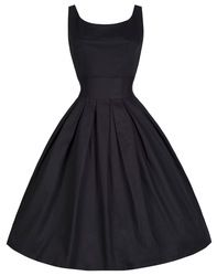 Online Shop Classic Audrey Hepburn Celebrity Dress Vintage 50s 60s Pin-up Party Cute Flare Swing Dresses Vestidos Femininos|Aliexpress Mobil...