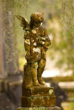 St Francisville angel