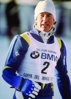 Alpine skiing legend Ingemar Stenmark
