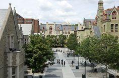 University of Pennsylvania Wynn Common