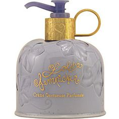 @Overstock - Pamper yourself every day with this womens body cream from Lolita Lempicka. With a light, sexy blend of florals, light greens, exotic licorice, musk, and vanilla, this 10.2-ounce bottle of wonderfully scented cream is perfect for daily use.http://www.overstock.com/Health-Beauty/Lolita-Lempicka-Womens-10.2-ounce-Body-Cream/4362612/product.html?CID=214117 CAD              63.28