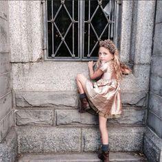 #MarieChantal #AW14 #StructuredDress @babiekinsmag