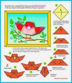 Idėjų parkas: Lankstymas iš popieriaus (ATNAUJINTA – … – Origami Community : Explore the best and the most trending origami Ideas and easy origami Tutorial Origami Star Box, Origami Bird, Origami Flowers, Origami Design, Origami Instructions, Origami Tutorial, Origami Simple, Origami Ideas, Origami Paper Folding