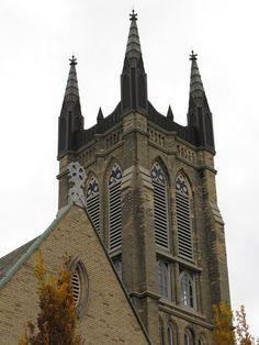 St. Andrews Church Steeple