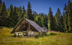 South Tyrol: Meran Region  Abandoned Farm Houses by...  Abandoned Houses Italia Italien Italy Meran Merano Mountain Region South Tyrol SwissFiveNine