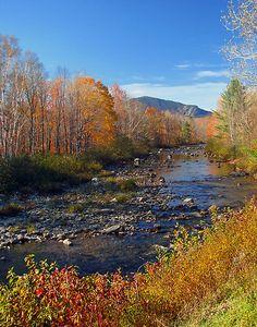 Carrabassett River Maine