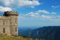Le Mont Aigoual et son observatoire dominent les Cévennes gardoises Le Gard, Pont Du Gard, Pisa, Tower, Big Ben, Building, Travel, Notre Dame, Check
