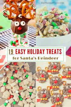 19 Easy Holiday Trea
