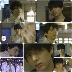I checked out the new GTO last weekend but the only reason I held on til the 2nd episode was Shirota Yuu.