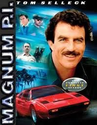 Magnum PI: when I look at the things I value and consider to be the traits of manhood I have to admit that more than a few of them were things I learned from this tv show. Some of my bad habits too:P