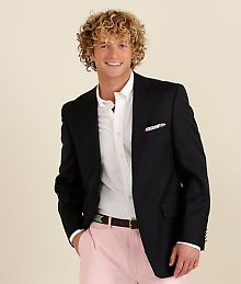 Derby Day Blazer from Vineyard Vines Kentucky Derby Collection (pair with Clubhouse pants in pink or blue...Derby-rific!)