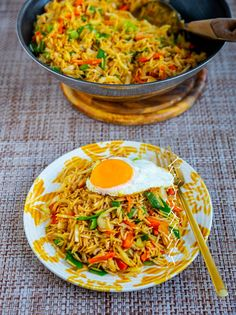 Asian Recipes, Keto Recipes, Healthy Recipes, Ethnic Recipes, Healthy Food, Nasi Goreng, Zeina, Yummy Food, Tasty