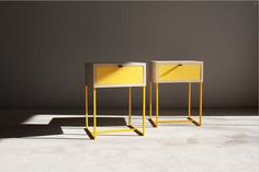 Scout – Side Table by Maker Studio