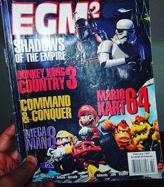 EGM2 feb 1997 Muy buena esta edición #sectorn #videogames #magazine #vintage