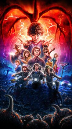 Stranger Things is one of the most trending shows. With our collection of best Stranger Things poster, we've tried to capture all the amazing moments. Stranger Things Netflix, Stranger Things 2 Poster, Stranger Things Dustin, Serie Stranger Things, Stranger Things Aesthetic, David Harbour Stranger Things, Stranger Things Monster, Stranger Things Tattoo, Stranger Things Upside Down