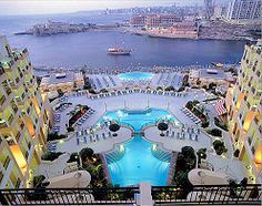 Corinthia San Gorg Hotel, Malta this is hotel we are staying in!!! Loving it here and the hotel is amazing!!