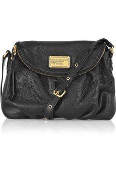 Marc by Marc Jacobs|Natasha leather bag|NET-A-PORTER.COM - StyleSays