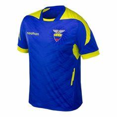 marathon Ecuador 2014 World Cup Away Jersey