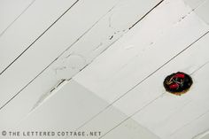 Ceiling Ideas | The Lettered Cottage