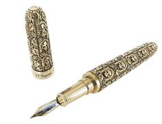 S.T. Dupont Limited Edition Catacombs Fountain Pen