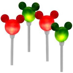Christmas Pathway Lights @ Home Depot | All Mickey Mouse ...