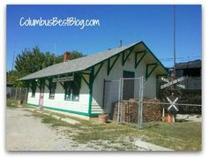 """Ohio Railway Museum Today 11-17-12,  Ohio Railway Museum in Worthington says """"Open today from 12pm to 4pm. Come enjoy the nice weather on a train ride. Ages 3 and under for free. Hope to see some of you there!"""" Admission is six dollars."""