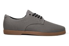Vans OTW Fall 2011 Pritchard | clean & simple. Lovely grey