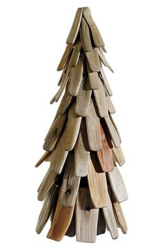 ALLSTATE 'Driftwood' Standing Tree Decoration, Small available at #Nordstrom