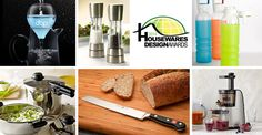 There are so many new home products that hit the market each year. Wondering what the best of the best are? The Housewares Design Awards has weighed in on the coolest items to spark your housewares list.