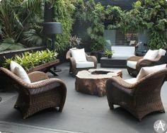 Jardim vertical é tendência em paisagismo para pequenos ambientes