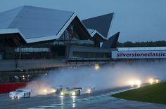 Silverstone Classic – Group C Race Start
